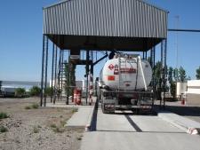 Venta y transporte de combustibles y lubricantes