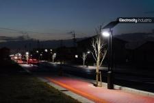 Electrocity, de Muebleluz S.A. posee una trayectoria superior a los 30 años en la ciudad de Trelew en el rubro ELECTRICO, siendo líder permanente en ventas y servicio. Nuestra firma está conformada por un equipo de vasta experiencia en el rubro, capaz de brindarles el mejor asesoramiento y servicio, comprometidos con la calidad y la búsqueda permanente del mejor precio del mercado para su beneficios.  En los últimos años, nuestro canal de distribución se ha extendido al interior de la provincia, teniendo notable presencia en ciudades como Puerto Madryn, Comodoro Rivadavia, Rawson y Esquel.