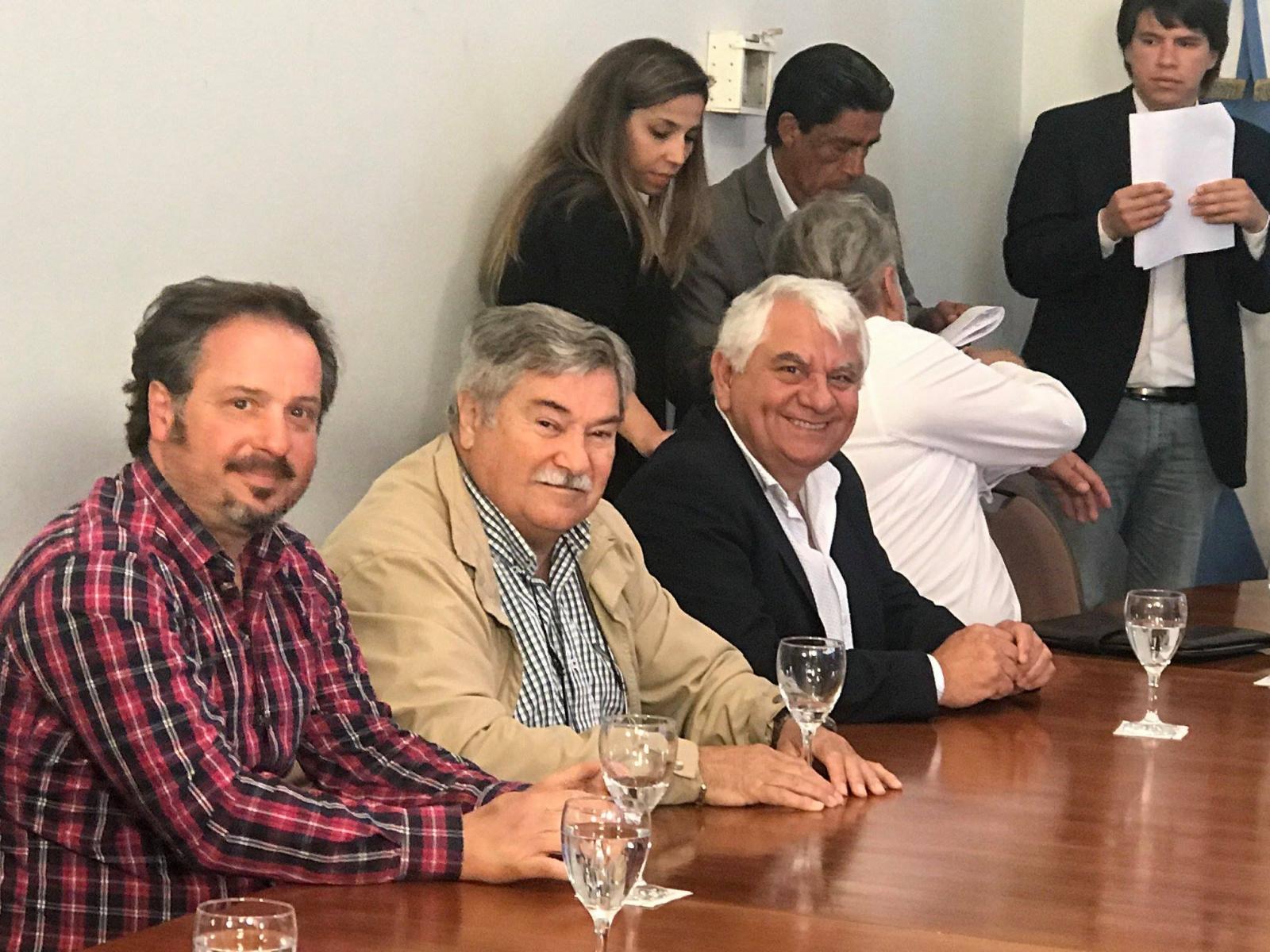 El convenio fue firmado entre el Ministerio de Educación, Cultura, Ciencia y Tecnología de la Nación y CIMA. Tiene como objetivo el desarrollo del Proyecto