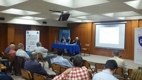 CIMA en las III Jornadas de Economías Regionales.
