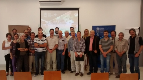 Pusimos en marcha el Programa de Mejora de la Competitividad Pyme  juntamente con ALUAR SA  e INTI.