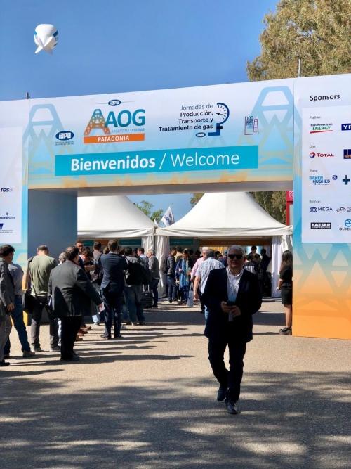CIMA presente en Oil & Gas Patagonia 2018