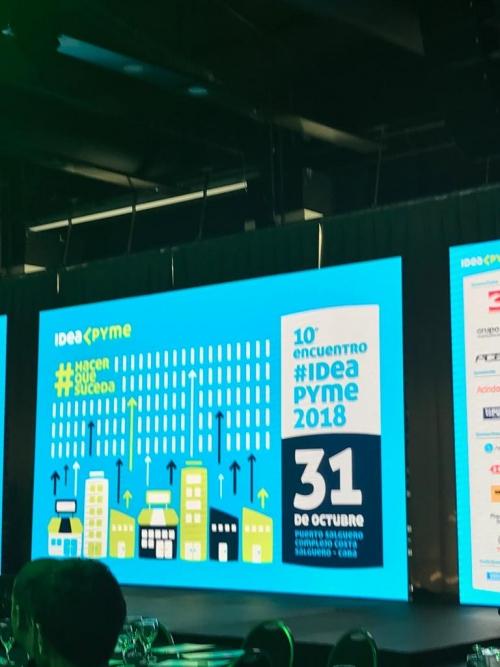 CIMA participo del 10mo Encuentro Anual de IDEA Pyme