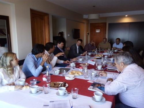 Cima participó del lanzamiento regional del Plan Argentina Exporta en Bariloche.