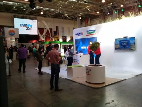 Estuvimos nuevamente en la Expo Industrial de Comodoro Rivadavia