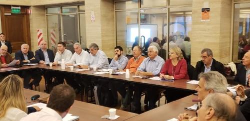 CAME Industrial. CIMA participo de una nueva reunión