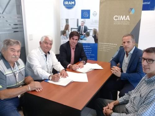 Ampliamos nuestro convenio con IRAM - Instituto Argentino de Normalización y Certificación