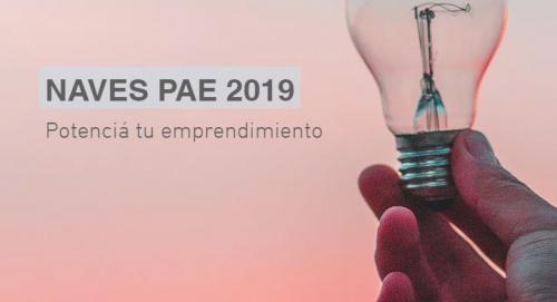 CIMA convoca emprendedores  a participar del certamen NAVES-PAE 2019