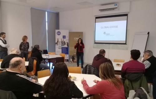 GLOBALIZARSE y segunda Fase de talleres de Patagonia Sostenible
