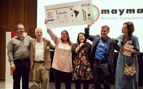 Una empresa socia de CIMA resulto ganadora de la competencia nacional Mayma2019