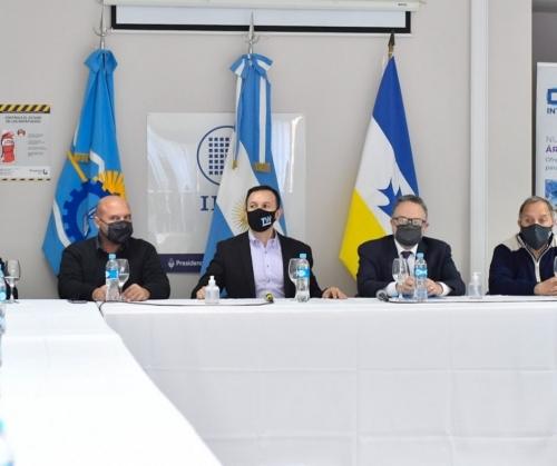 CIMA participó de la visita del Ministro Kulfas en Trelew